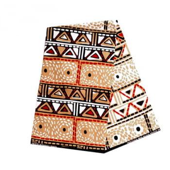 Tecido Africano Estampado 726