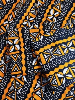 Tecido Africano Estampado 750